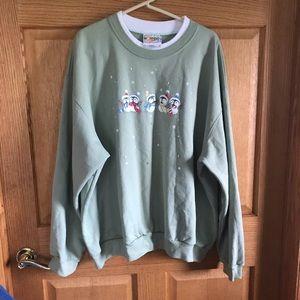 Morning sun, sweatshirt size 3 XL